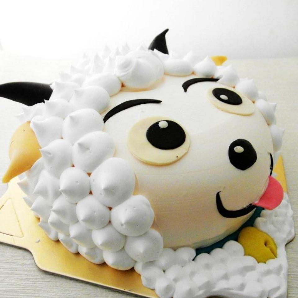 【雄爸手作客製化造型蛋糕】歡喜洋洋
