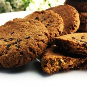 【雄爸鴉片坊低醣低碳點心系列】咖啡核桃酥餅  輕鬆減少醣份、碳水化合物攝取