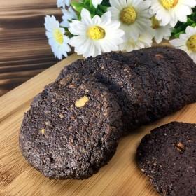 【雄爸鴉片坊低醣低碳點心系列】可可酥餅 輕鬆減少醣份、碳水化合物攝取