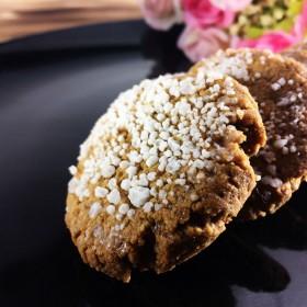 【雄爸鴉片坊低醣低碳點心系列】茶香酥餅  輕鬆減少醣份、碳水化合物攝取